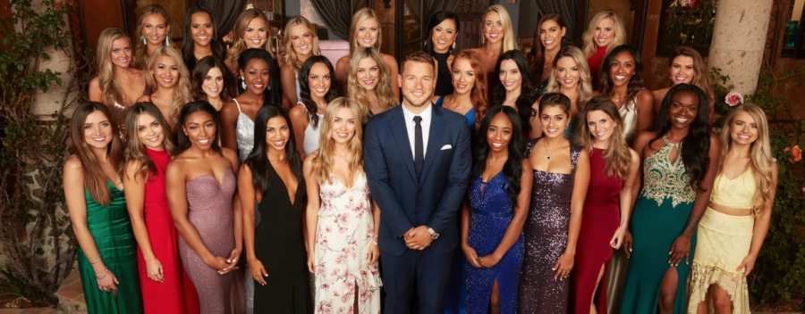 The+Bachelor%2C+Colton+Underwood%2C+and+his+30+bachelorettes+head+to+the+end+of++season+23.+The+women+compete%2C+hoping+to+become+Underwood%E2%80%99s+fianc%C3%A9e.+