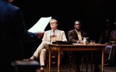 To Kill A Mockingbird first hit the Broadway stage on Dec. 13, 2018. The play runs for two hours and 35 minutes and stars renowned actors such as Jeff Daniels as Atticus Finch.