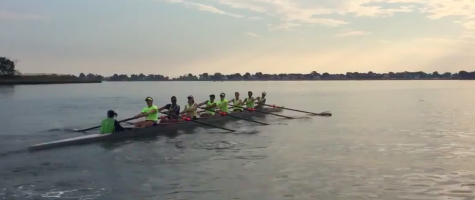 Saugatuck Rowing team prepares for San Diego regatta