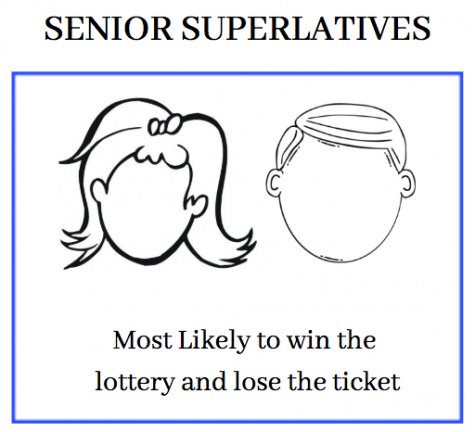 Unconventional superlatives engage senior class
