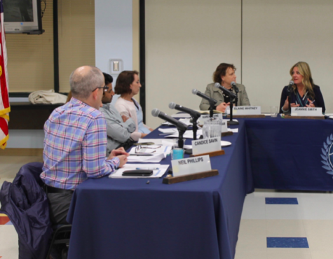Board of Education discusses Coleytown Middle School proposals, improvements