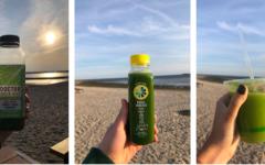 Green juice taste test: spring into the juice trend