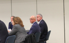 Assistant Superintendent Anthony Buono (middle) will serve as Acting Superintendent while current Superintendent Colleen Palmer is on a leave of absence due to a medical emergency. Buono will hold the position until an interim or official Superintendent is hired.