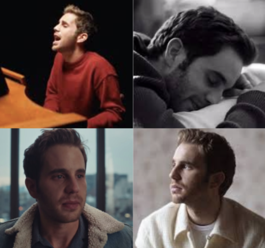 Ben Platt released his debut album featuring 12 original songs that express very emotional aspects of his life.