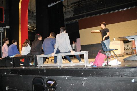 "Staples Players showcases ""The Trojan Women"" as first studio production of year"