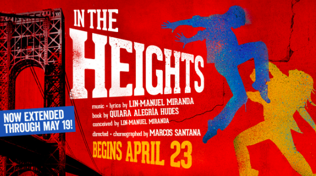 """Freshman see broadway show """"In the Heights"""""""