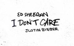 Justin Bieber and Ed Sheeran's new song
