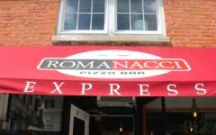 Romanacci, a new pizza restaurant, comes to the Westport train station.
