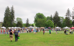 The Westport Dog festival was held saturday May 19th for the fourth time, bringing hundreds of vendors, Westporters and their dogs to enjoy to event.