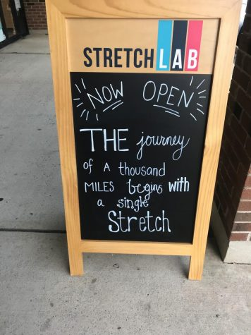 On Aug. 26, StretchLab Westport officially opened, hoping to make a welcoming environment for all.