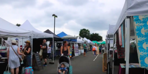 The Westport Farmers Market attracts customers and vendors from all backgrounds.