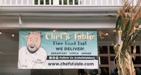 Chef's Table is a popular hang out spot after school because of their delicious food and its short walking distance from Bedford Middle School.