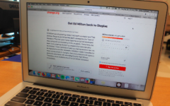 Staples students start a petition to try to get student outreach counselor Ed Milton back at Staples after he was released by the Town of Westport. The petition now has well over 360 signatures after one week and is flooded with comments from the Staples community begging for his return.