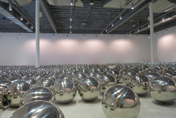Moca Westport Features Works by Japanese Artists Yayoi Kusama