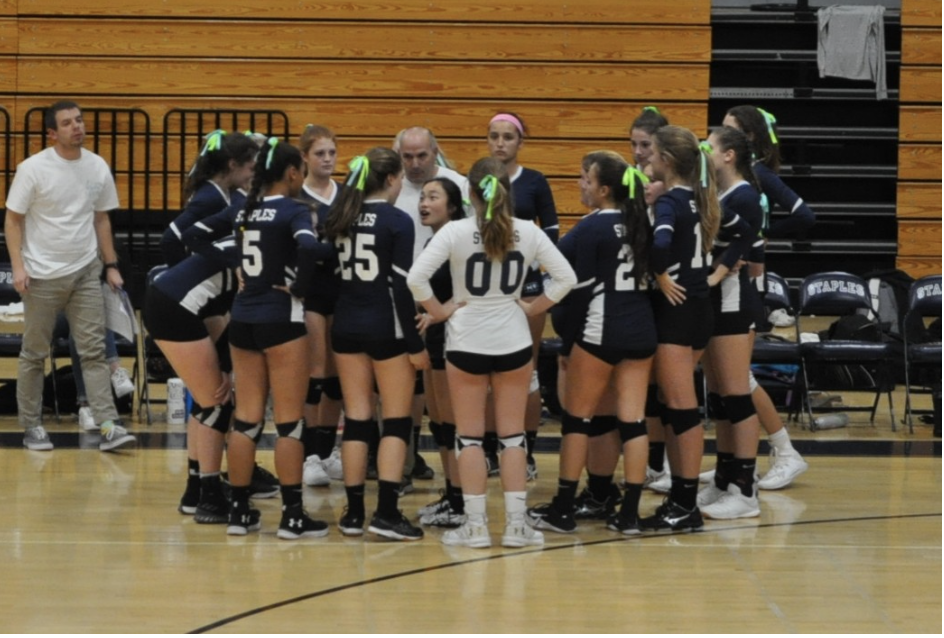 The Wreckers look forward to improving their season to 8-6 in their next match against Ridgefield on Thursday, Oct. 15.