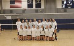 Rach's Hope sponsors Staples girls' volleyball game vs Stamford
