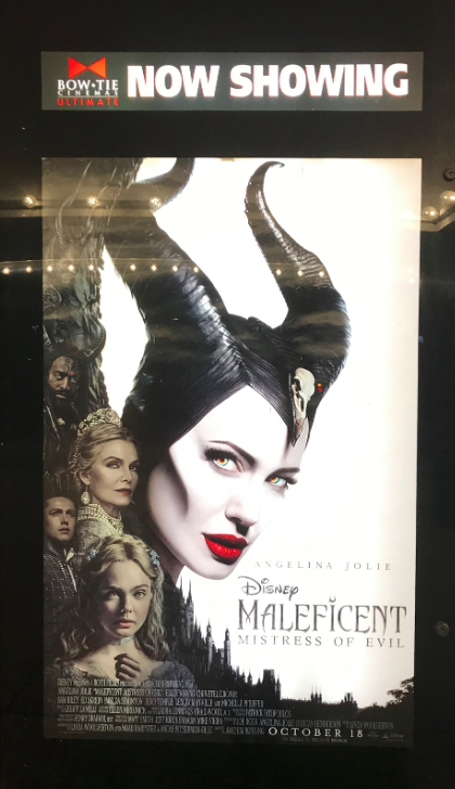 """Maleficent: Mistress of Evil"" in theaters since Oct. 18, starring Angelina Jolie as Maleficent, takes viewers on a captivating adventure of a fairy tale through a villain's point of view."