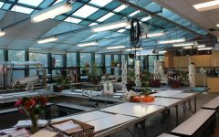 The Horticulture classroom offers students countless resources to enhance their planting experience while learning in an engaging and unique environment.
