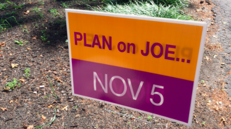 "Jack Dennison '21 investigates the story behind the mysterious ""Joe"" signs around Westport."