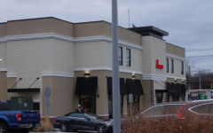 The Chick-fil-A location in Norwalk, CT where we attended.