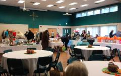 Saint Luke's Church Harvest Fair connects community through eye-catching boutiques