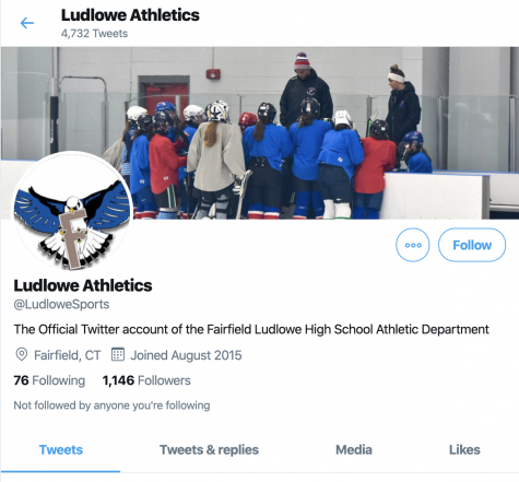 After complaints about inequalities in post for boys' and girls' teams, the Ludlowe Athletics Department's Twitter is under a Title IX investigation.