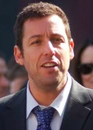 Adam Sandler stars in 'Uncut Gems,'  He played the lead role in this movie which was about sports betting.