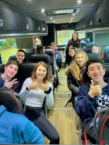Staples JSA members are excited to arrive in Washington D.C. for their Winter Congress. They will be sightseeing as well as participating in a simulated Congress.