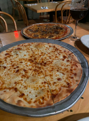 Fat Cat Pizza Company will be closing down on Feb. 19.  The restaurant was known for their thin crust pizzas and the myriad of pizza toppings that were offered.