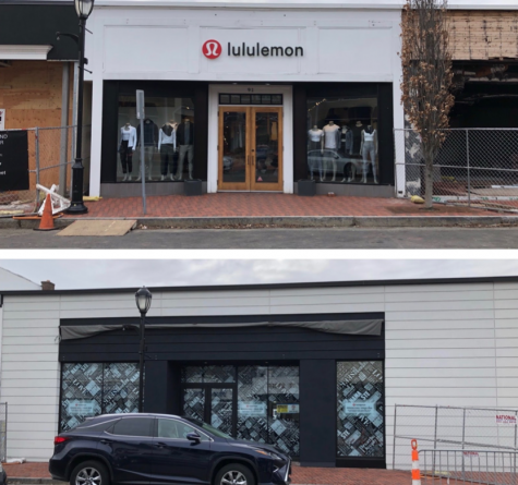 Lululemon expands downtown storefront