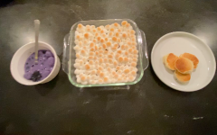 S'mores dip, Blueberry Milk and Fried Oreos are the perfect easy snacks. All take under 15 minutes and are very tasty. Enjoy!