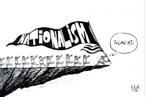 With the evergrowing rise of nationalism, it is possible that we may be drawn over the edge of the cliff.