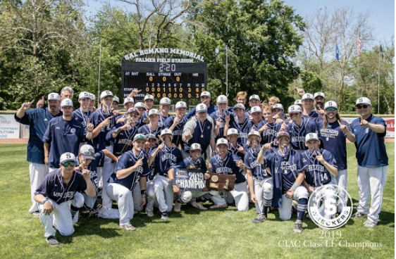 The Staples boys baseball won FCIAC and the state championship last year.