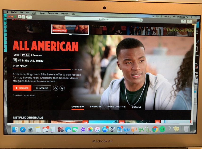 """All American"" entices Netflix viewers as it provides another great teen-drama to watch for an easy and fulfilling television binge."