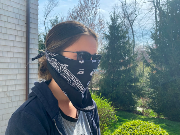 Some citizens have used bandanas as face coverings when going out in public to prevent the spread of COVID-19. Others have used homemade cloth masks, surgical masks and more to protect themselves. Beginning April 20 at 8:00 p.m., these face coverings will be required in public if one cannot keep a safe social distance.