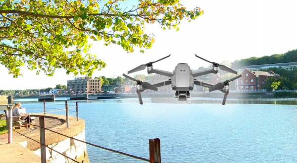 Westport utilizes pandemic drone to test for COVID-19 symptoms