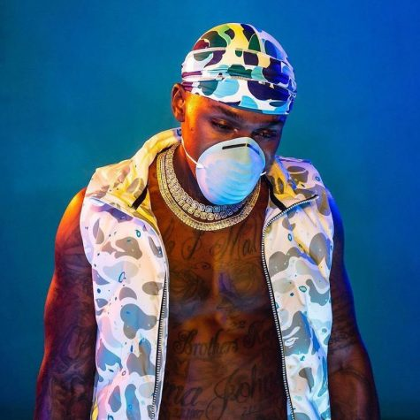 DaBaby drops a new album on Thursday, April 16, featuring a new style of rap.