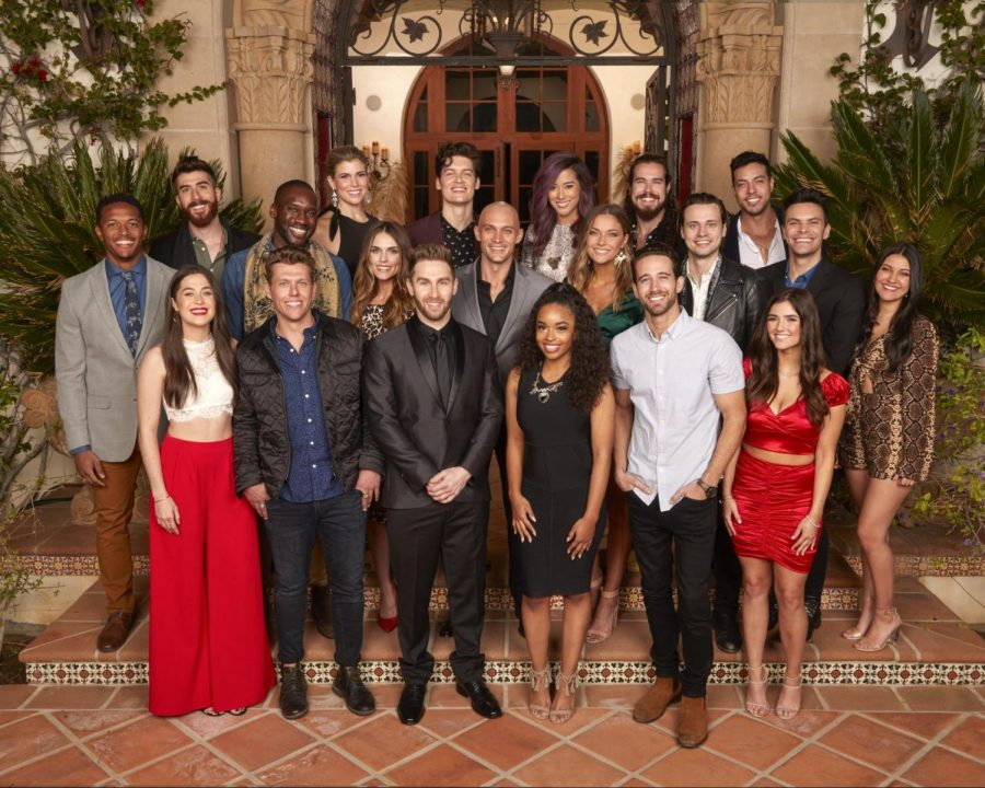 The first-ever contestants of the new series 'Listen to Your Heart' on the ABC network at 8 p.m.