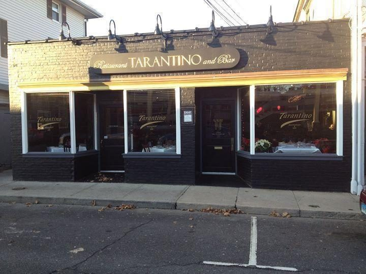 Westport businesses like Tarantino's Restaurant are offering curbside pickup and takeout. Many are doing the best they can to make it through a difficult situation.