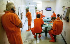 Prisoners packed in tight spaces make it difficult to prevent the spread of the coronavirus and steps must be taken to slow the spread throughout jails.