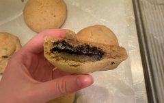 Oreo stuffed cookies serve as a great homemade dessert for friends and family during quarentine.