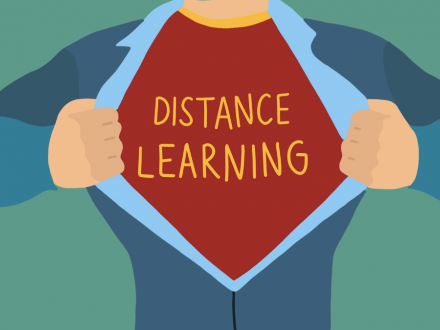 Many juniors have found themselves feeling much less stress due to distance learning caused by COVID-19.