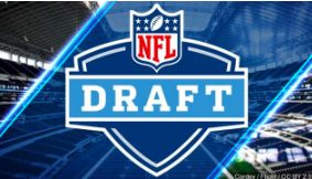 The NFL draft broke viewer ratings due to the quarantine.