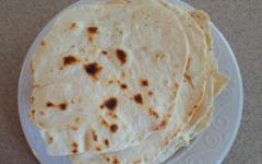 Flour Power: How to make tortillas