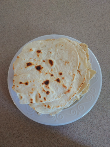 Flour Power: How to make tortillas