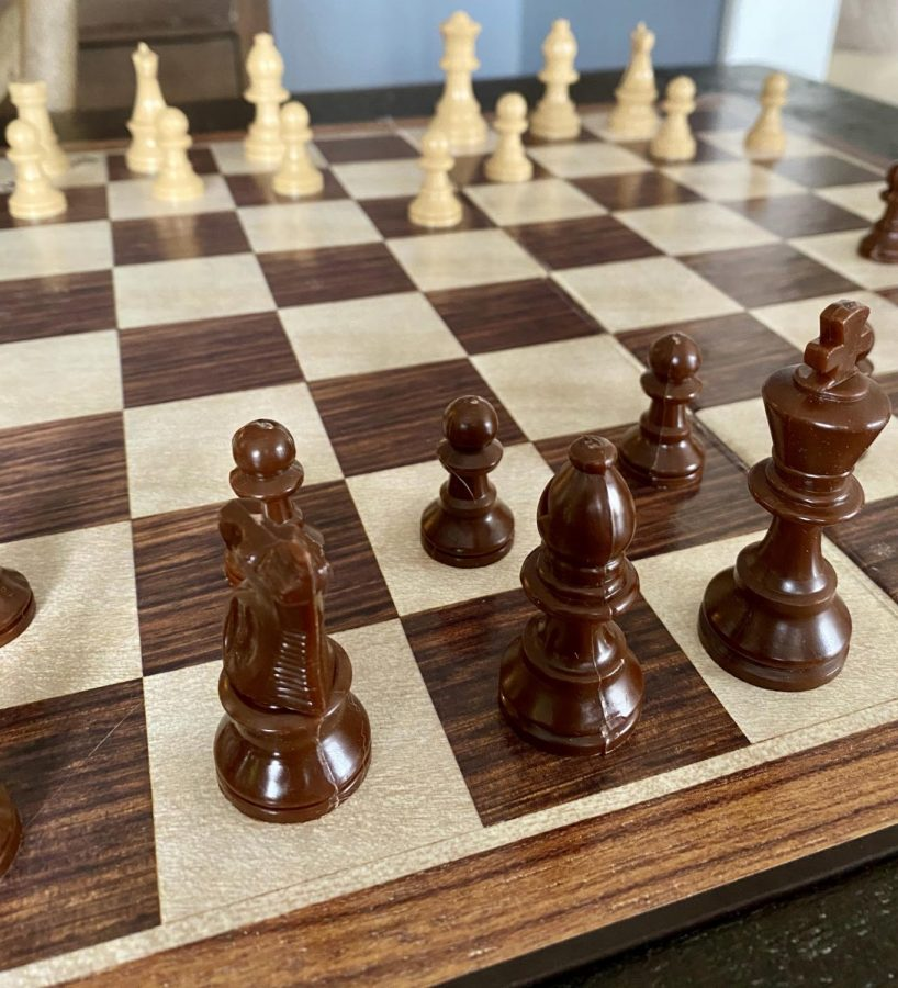 There is nothing more satisfying than beating a family member in the strategic, classic game of chess. Take out the dusty chessboard in the back of the spare closet and give it a go.