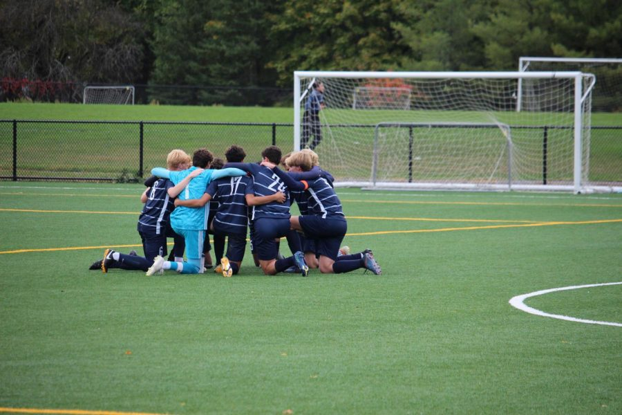 On Oct. 12 the Staples boys' varsity team faces another defeat by the Wilton team, and is yet to win this season.