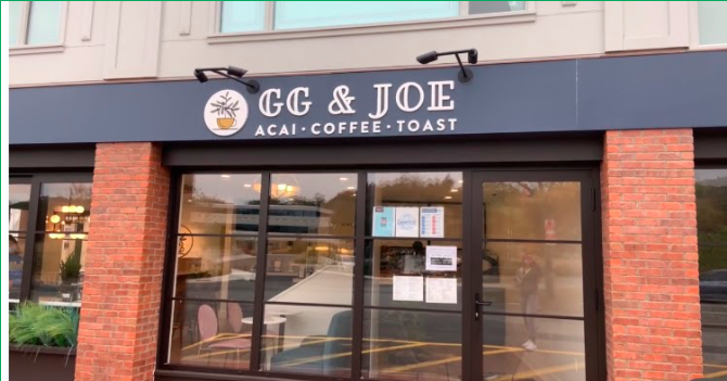 GG+and+Joe%2C+a+local+cafe+in+Downtown+Westport%2C+opened+this+past+May%2C+after+COVID-19+delayed+the+process.+After+their+opening%2C+they+have+gained+popularity+within+the+Westport+community.+