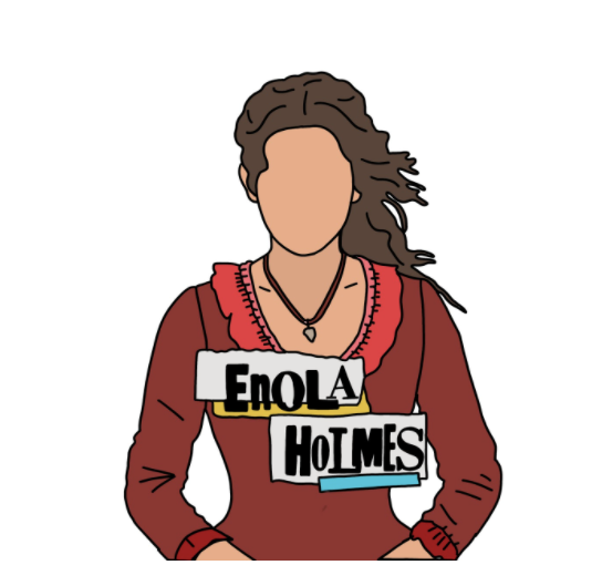 Actress Milly Bobby Brown stars as Enola Holmes, the main character of the new Netflix movie.