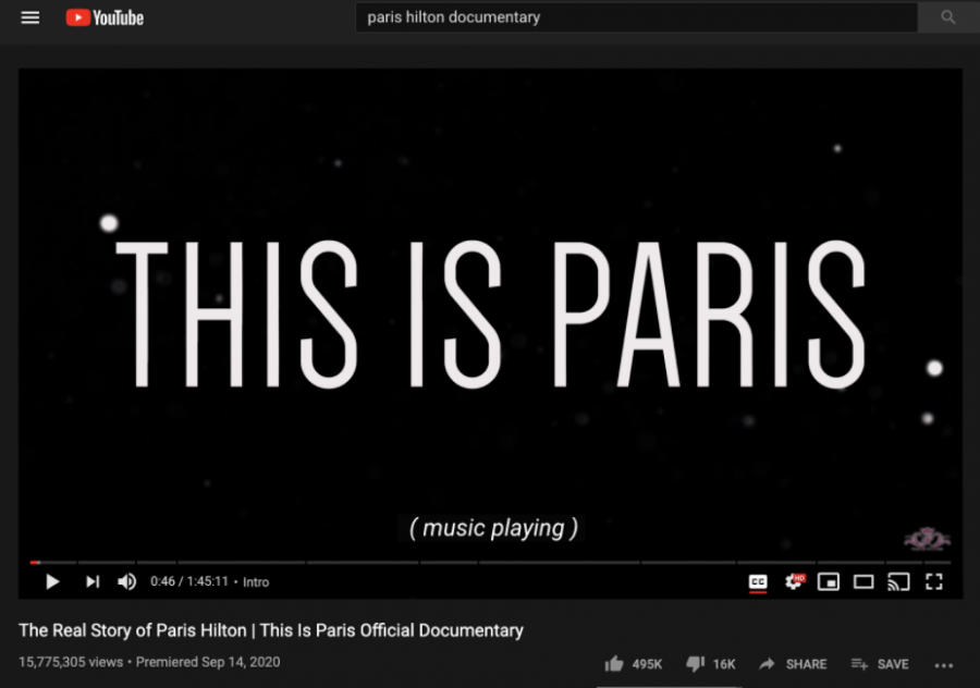 """""""This is Paris"""" provides insight to the tragedies of social media as well as the horrors of fame."""